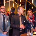 Café met internationale allures