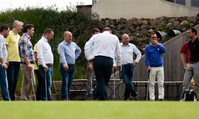 Golf & Ride event - Netwerck