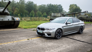 Supersportieve businessatleet - De test - BMW M5