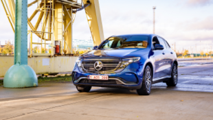 Stille luxekracht - De Test - Mercedes-Benz EQC 400 4MATIC