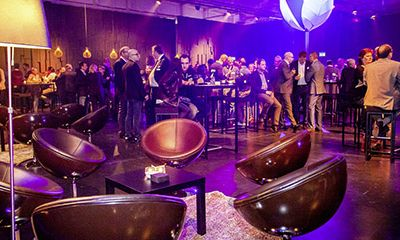 Sterck. Antwerpen nr.9 - Launch Lounge