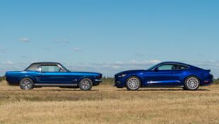 Amerikaanse droom: Ford Mustang - De Test