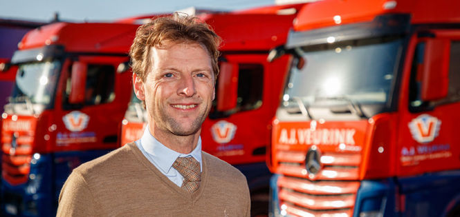 Ambassadeur in groupagetransporten - A.J. Veurink BVBA