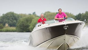 Waterpret voor gevorderden - De Test: Chris Craft Launch 32