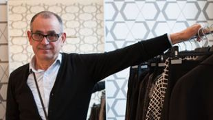 Mode Goeroe - F. Egidio zet modemerk via pop-up showrooms in de markt